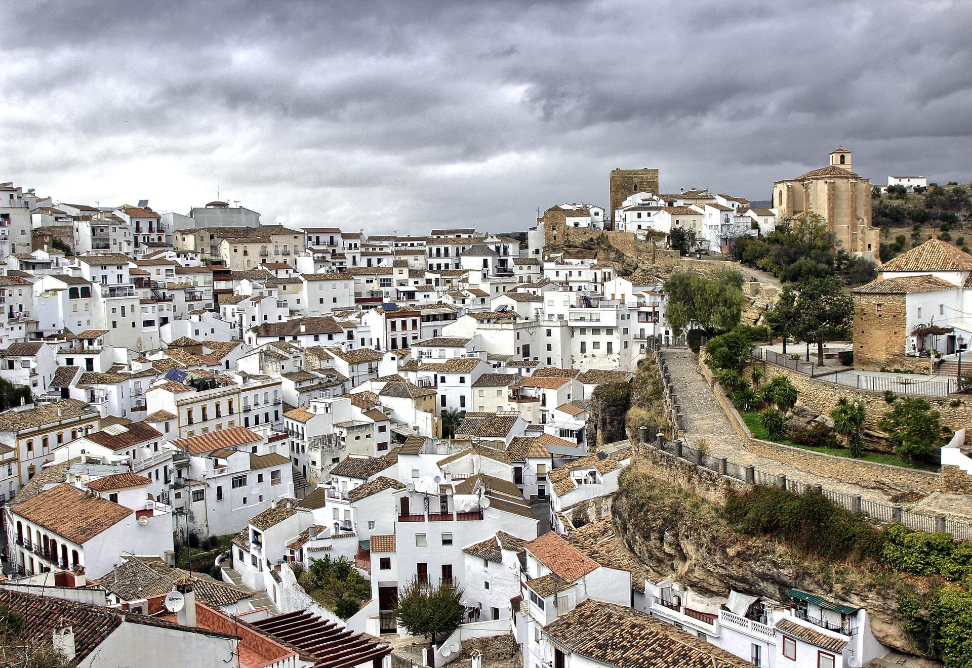 Pueblo blanco Cadiz