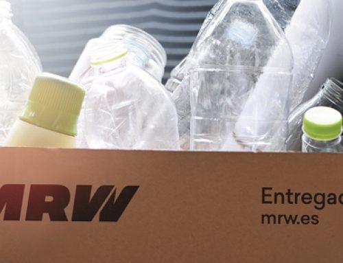 MRW comprometido con el reciclaje