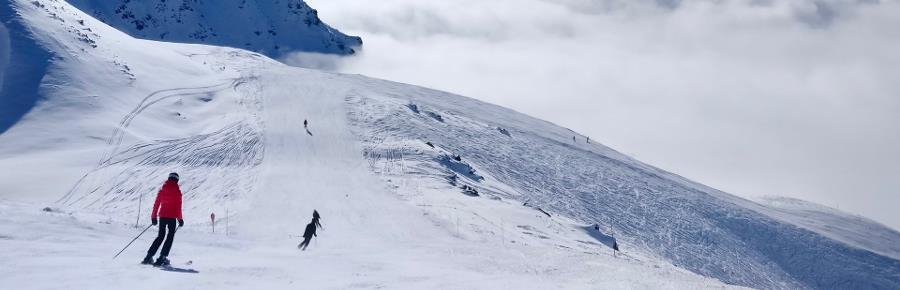 10 consejos para aprender a esquiar