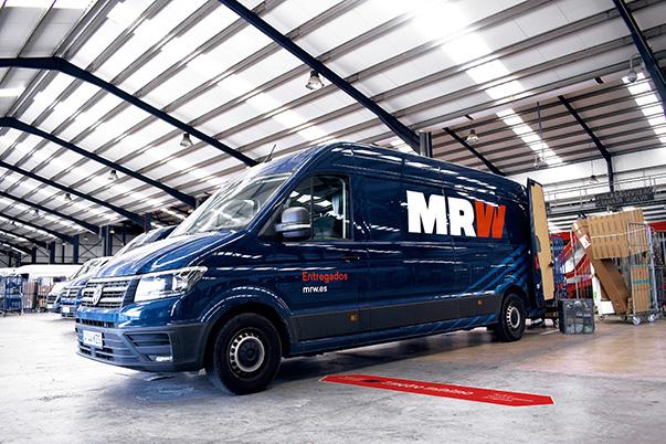 MRW, primer grupo logístico certificado por AENOR frente a la Covid-19