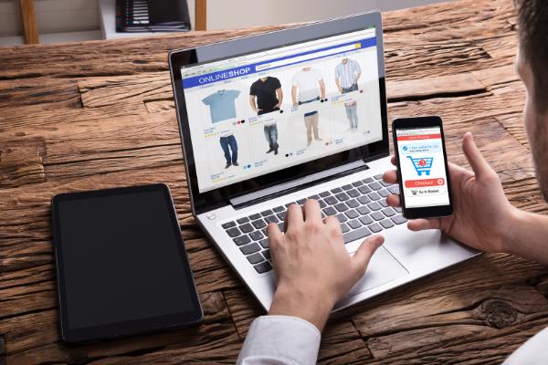 ¿Qué porcentaje de compras online ya se realizan desde el móvil?